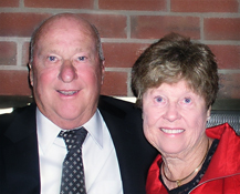 John and Joyce Essman, Owners